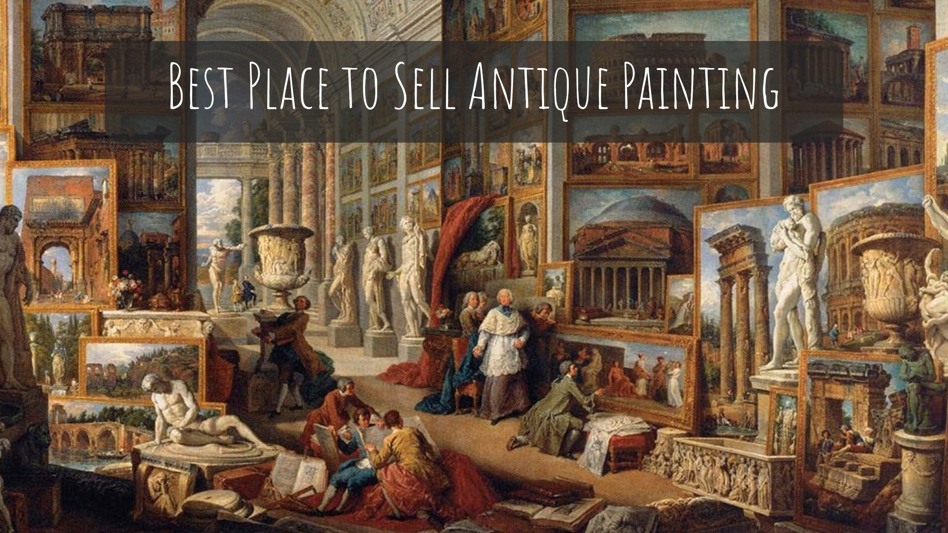 Antique Painting-AAB