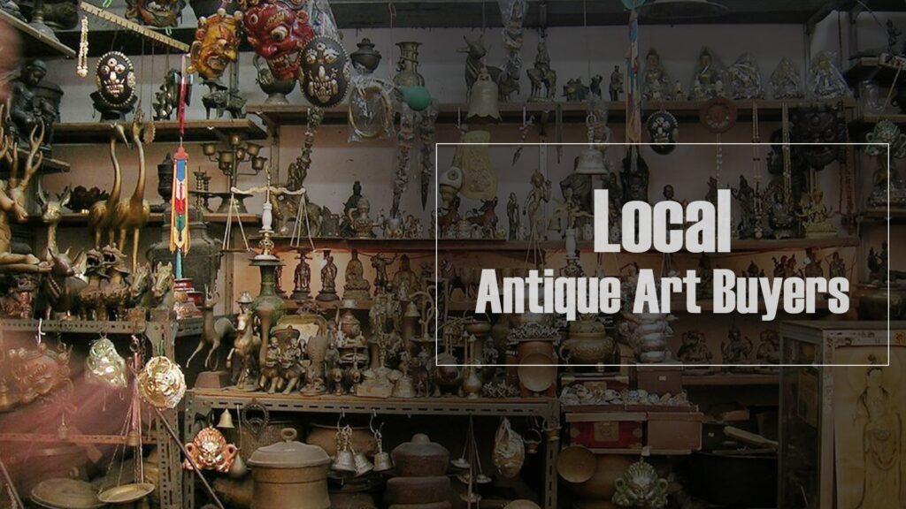 Local Antique Art Buyers